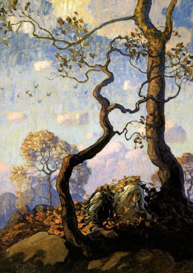 Rip Van Winkle - Wyeth (1921)