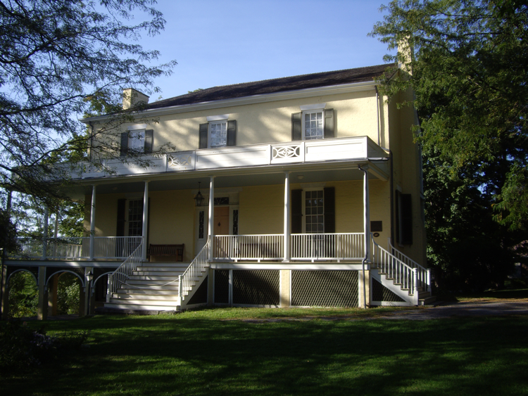 Thomas Cole House